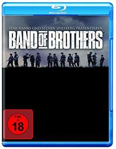 Currahee! Band of Brothers Box Set [Blu-Ray] [Amazon Prime]