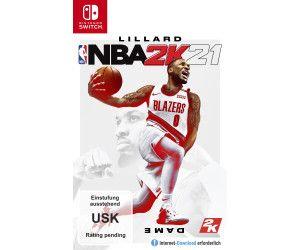 NBA 2K21(Switch & Xbox one & PS4) [Saturn & Mediamarkt Abholung]