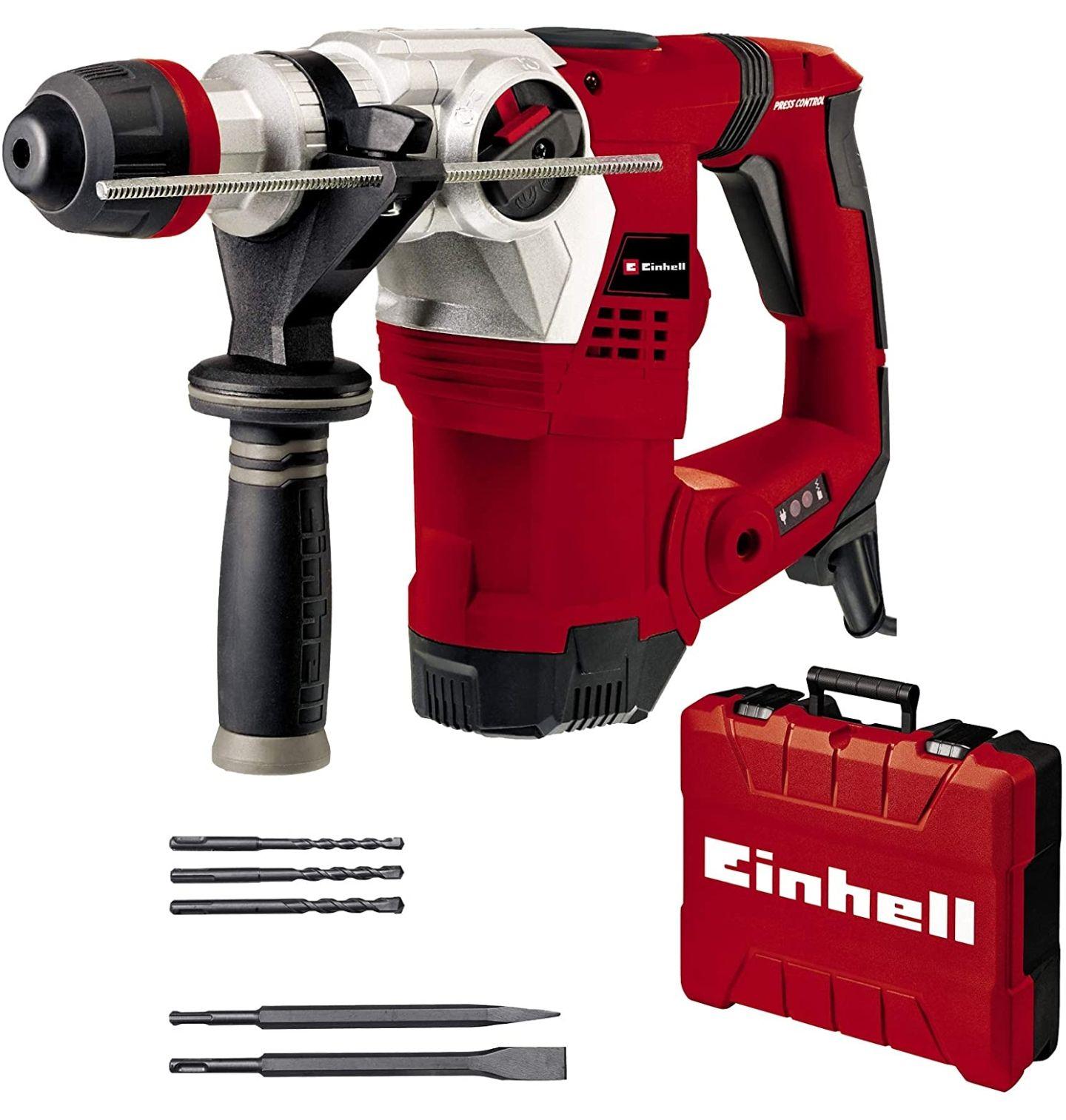 Einhell Bohrhammer TE-RH 32 4F Kit (Amazon Prime)