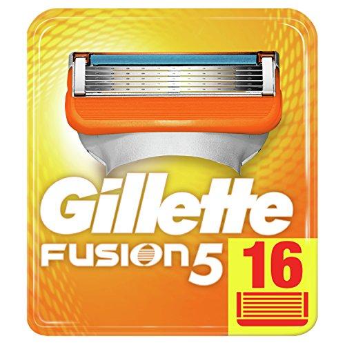[PRIME DAY] Gillette Fusion 5 Rasierklingen, 16 Stück (1,75€/Stück)
