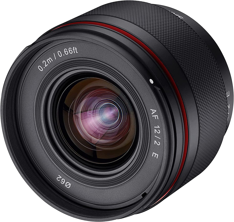 [Prime Day] Samyang AF 12mm F2.0 Sony E-Mount 349€ / ohne AF 229€