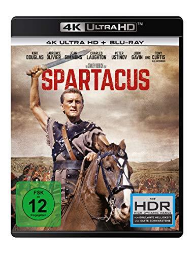 [PRIME] Spartacus (4K Ultra HD) (+ Blu-ray 2D)