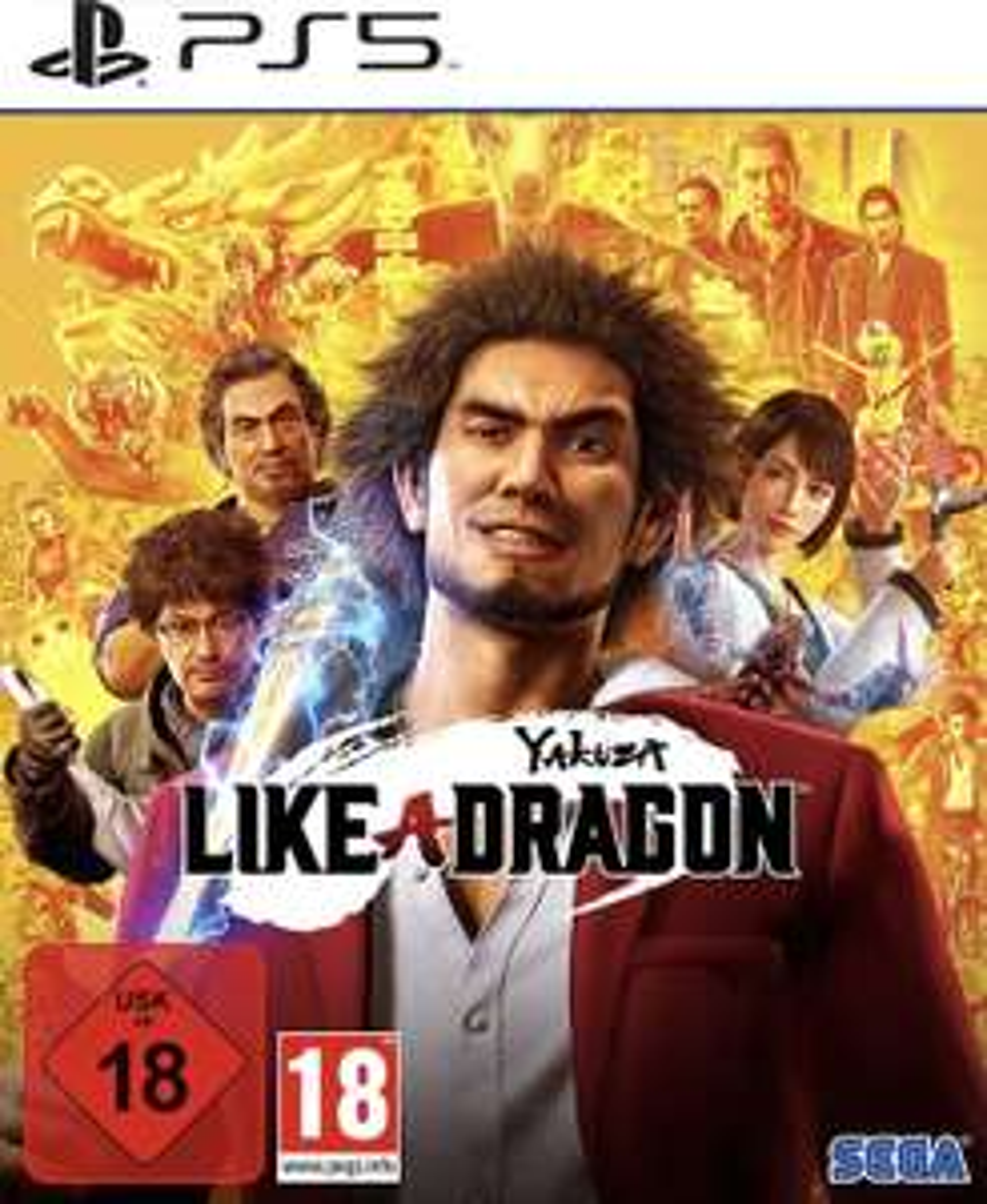 Yakuza 7: Like a Dragon (Playstation 5) Primeday