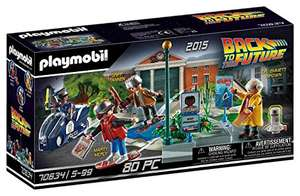 PLAYMOBIL Back to the Future 70634 Part II Verfolgung mit Hoverboard