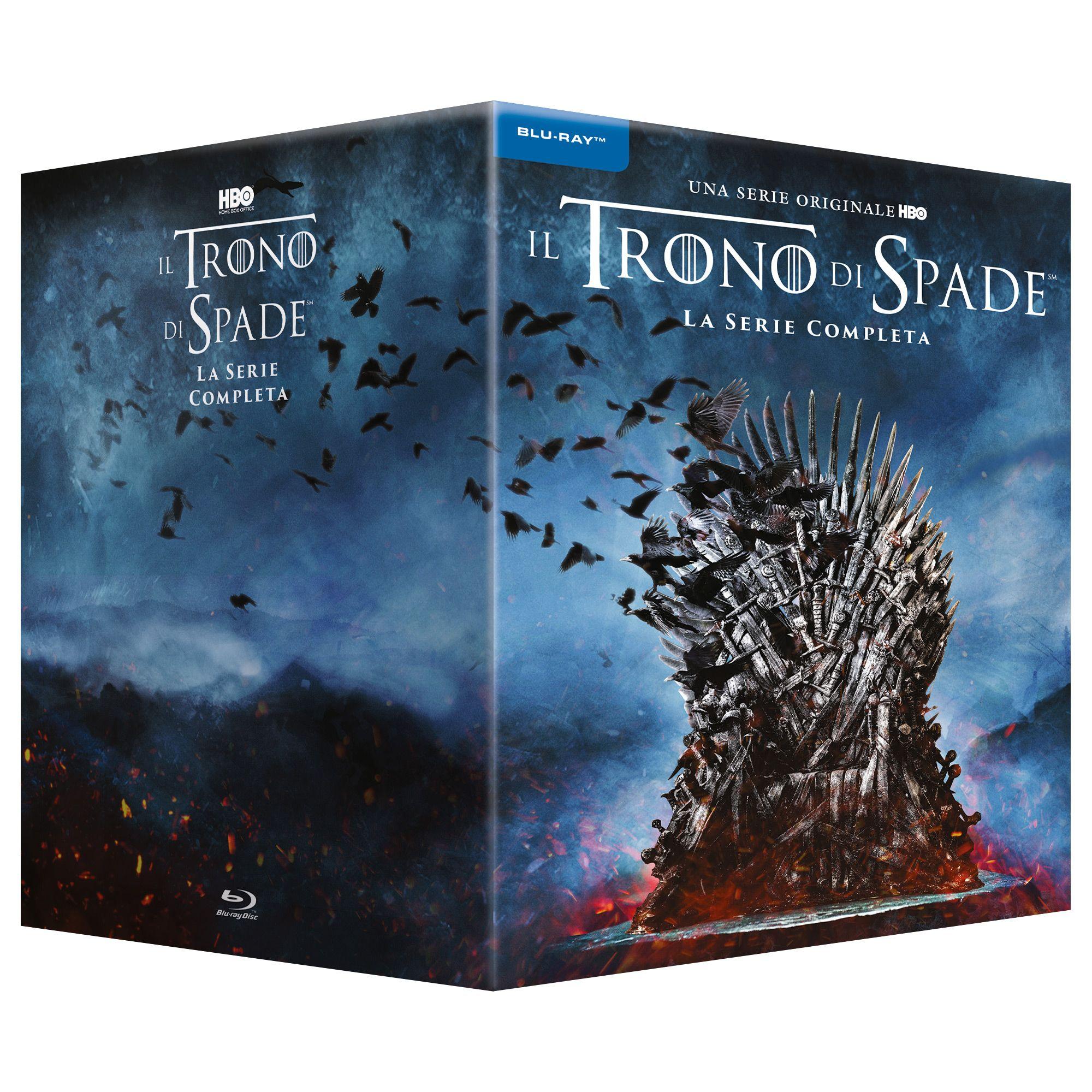 [Prime] Game of Thrones - Die komplette Serie (Blu-Ray, 32 Discs, Ger Dub)