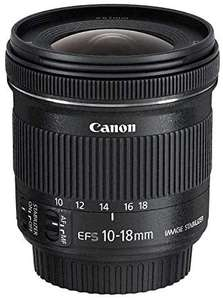 [Amazon Prime Day] Canon EF-S 10-18 mm F/4.5-5.6 IS STM Objektiv