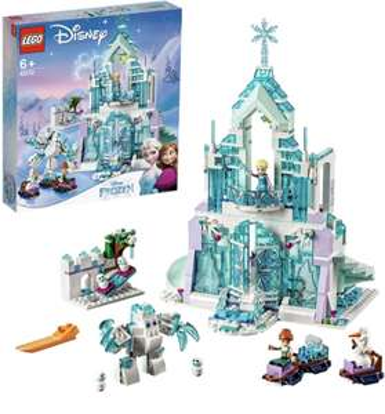 [Prime] LEGO Disney Frozen 43172 Elsas magischer Eispalast bald EOL!