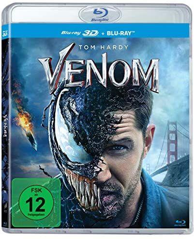 Sammeldeal z.B Venom(3D) [Blu-ray] [Amazon Prime]
