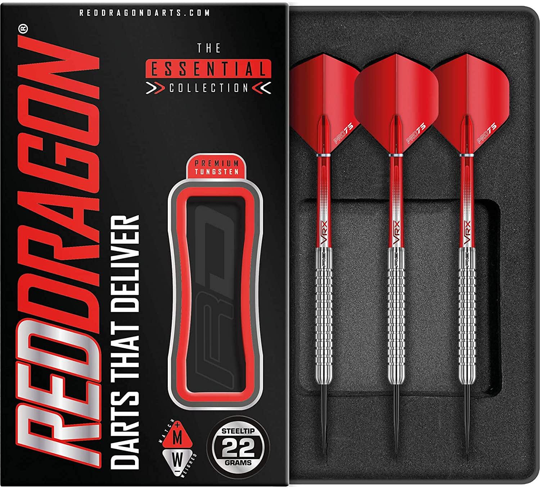 Prime: Reddragon Hell Fire Steeldart 80% tungsten/22g