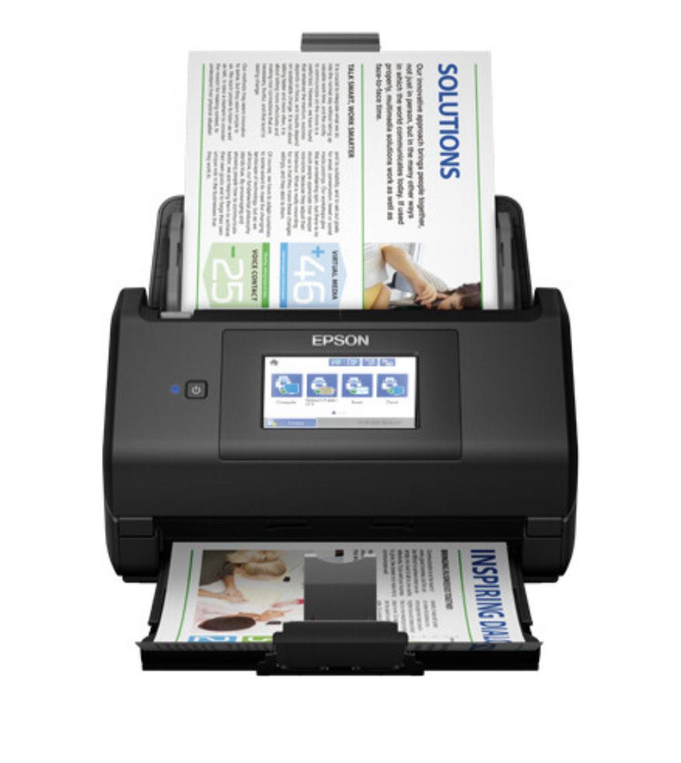 [PrimeDay] Epson WorkForce ES-580W Dokumentenscanner