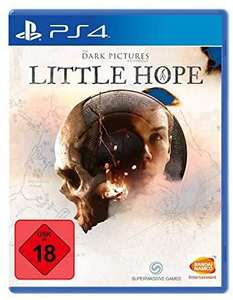 The Dark Pictures: Little Hope - [PlayStation 4] [Prime]
