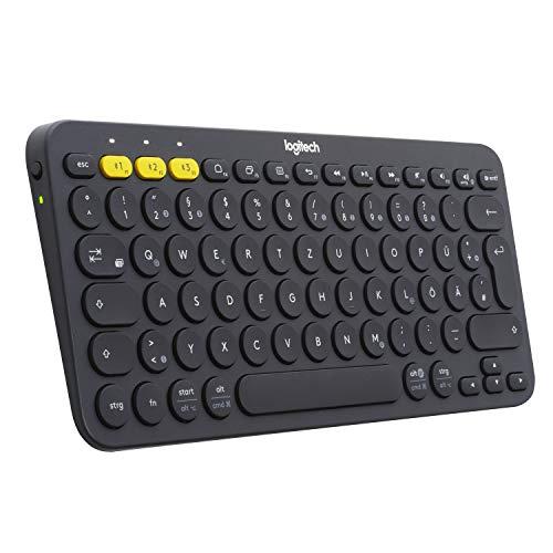 [PRIME] Logitech K380 - Bluetooth-Tastatur für Windows, Android, iOS und MacOS