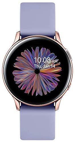Samsung Galaxy Watch Active 2, Bluetooth Fitnessarmband Für Android, Fitness-Tracker, 40mm, wassergeschützt