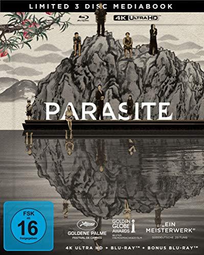 [PRIME] Parasite (Mediabook A, UHD, Blu-ray, Bonus-Blu-ray)