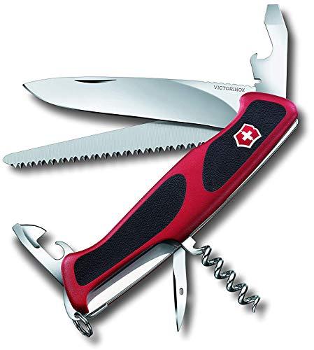 [prime] Solides Taschenmesser / Victorinox Ranger Grip 55 (12 Funktionen)