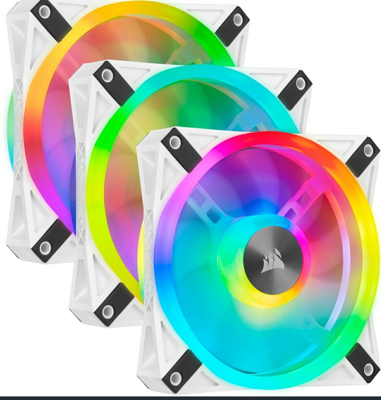 Corsair iCUE QL120 RGB 3er Pack
