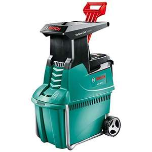 Bosch Häcksler AXT 25 TC (2500 W, Fangbox 53 Liter, Schneidekapazität: Ø 45 mm, im Karton) Für Prime-Kunden