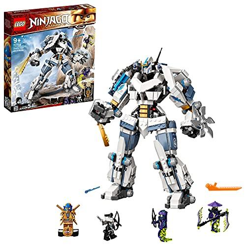 [Amazon Prime Day] Lego Ninjago Titan Mech