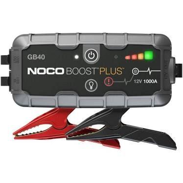 NOCO Boost Plus GB40 1000A 12V KFZ Auto Starthilfe Powerbank Starterkabel [Amazon Prime Day]