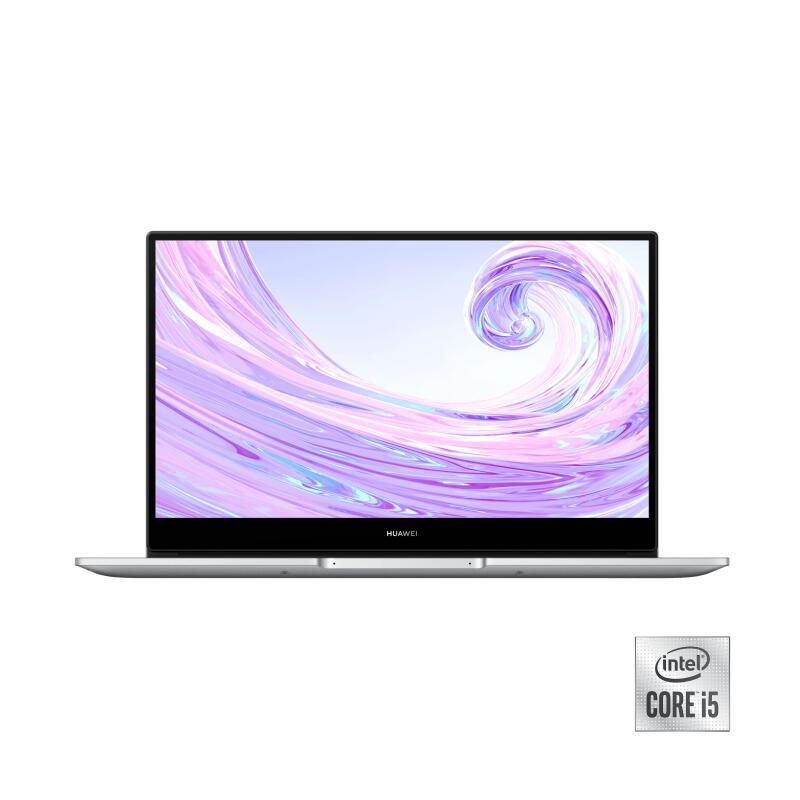 Huawei MateBook D14 Intel i5 16GB+512GB + gratis HUAWEI Bluetooth-Maus