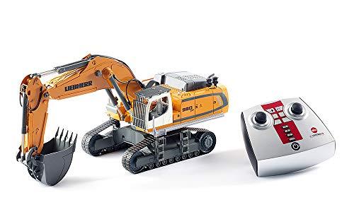 (PRIME-DAY) Siku control Liebherr R980 SME Raupenbagger 6740