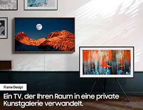 "[Prime Day] Samsung QLED 4K TV ""The Frame"" 43 Zoll"