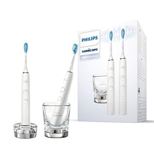 [Amazon Prime Day] Philips Sonicare DiamondClean 9000 Elektrische Zahnbürste Doppelpack HX9914/55