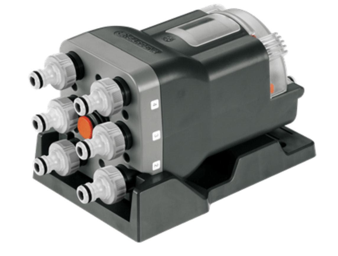 [Amazon Prime] Gardena Wasserverteiler automatic 6-Wege (Art. 1197)