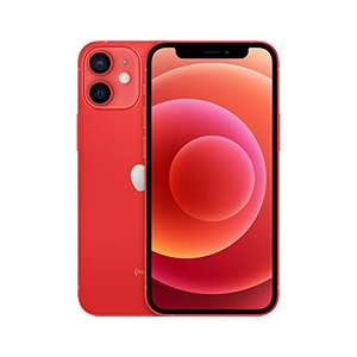 [Amazon Prime] Apple iPhone 12 Mini 5G 128GB rot für 659€