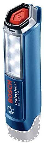 Prime Bosch Professional 12V System Akku LED Lampe GLI 12V-300