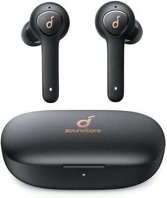 Anker Soundcore Life P2 Bluetooth Kopfhörer Wireless Earbuds Schwarz A3919 IPX7 [eBay]