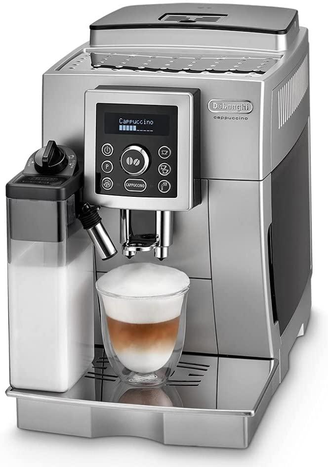 (Prime Day) Kaffeevollautomat De'Longhi ECAM 23.466.S (Silber)