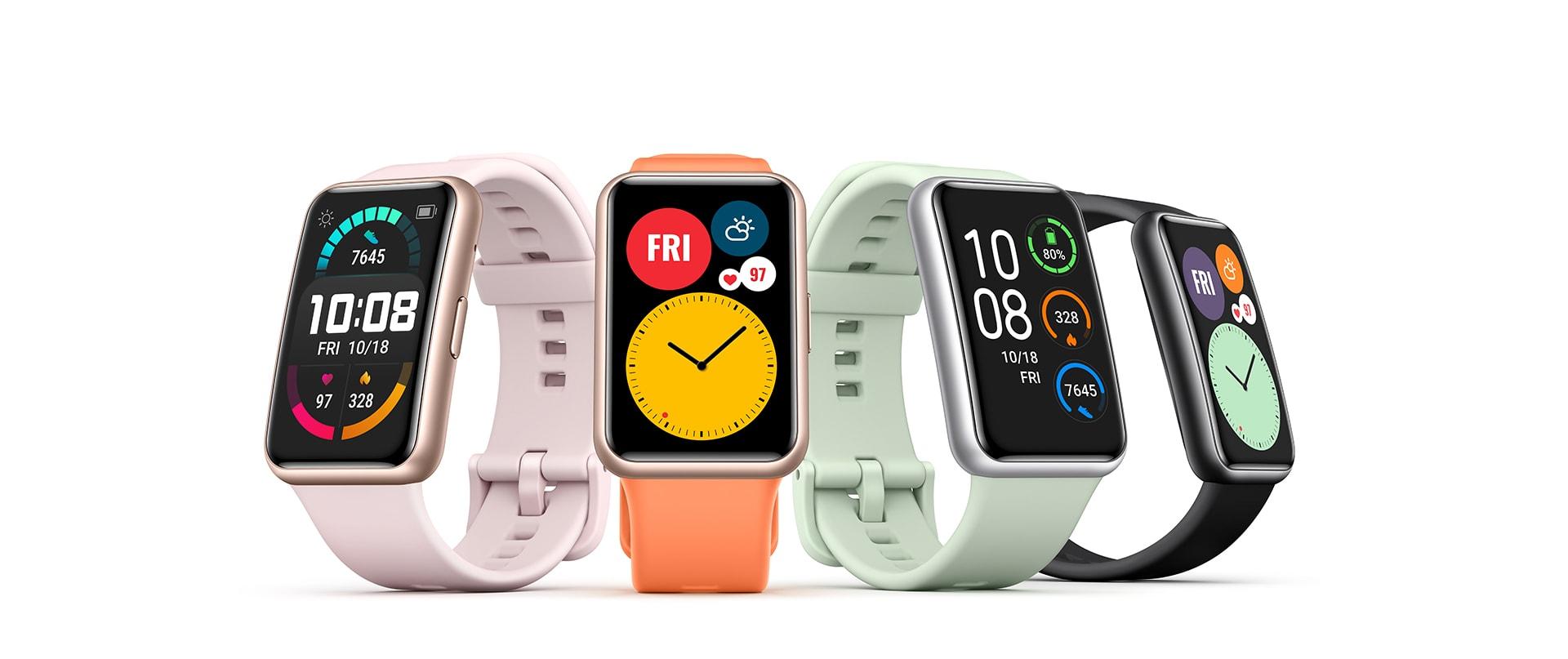 Huawei watch fit + armband