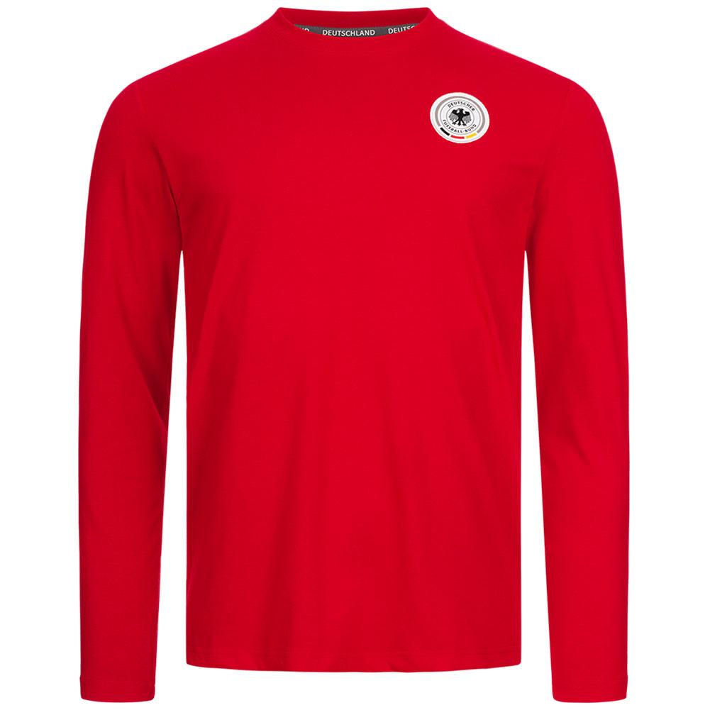 DFB Deutschland Fanatics Herren Longsleeve Shirt für 8,88€ + 3,95€ VSK (Größe S - 3XL) [SportSpar]