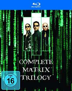 [Prime Day] Matrix - The Complete Trilogy (Blu-ray)