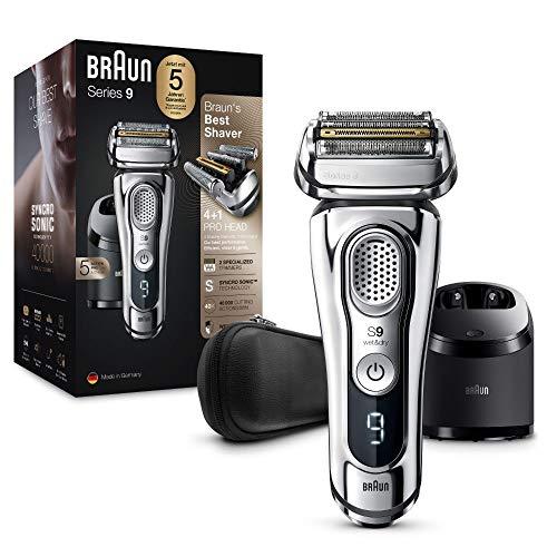 [Amazon Prime Day] Braun Series 9 9395cc Chrom, sowie weitere Braun Series Modelle