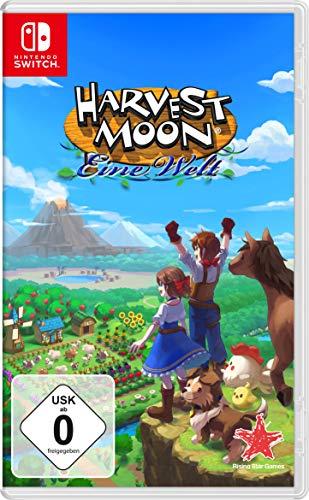 Harvest Moon: Eine Welt [Nintendo Switch] Amazon wahrehouse 30% extra