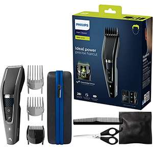 Philips Haarschneider HC7650/15 Series 7000 (Mit 28 Längeneinstellungen, 3 Kammaufsätzen und Friseur-Set) [Amazon-Prime]