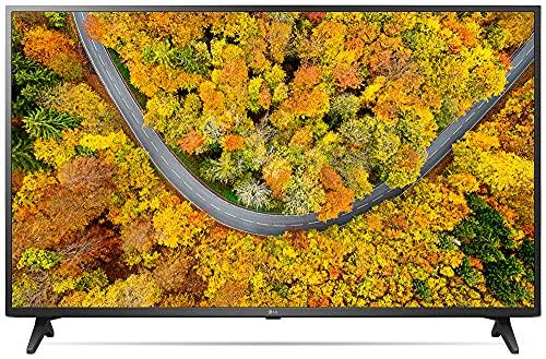 "LG UP75009LF 43""=284€ / 50""=399€ / 55""=417€ / 65""=593€: Smart TV, UHD 4K, 60 Hz (2021), EEK G [PrimeDay]"
