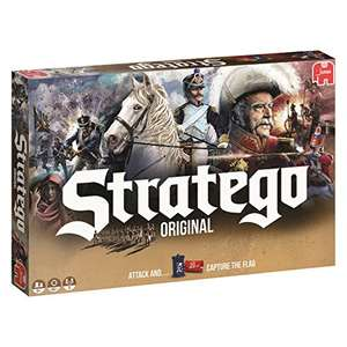 [PRIME DAY] Stratego Original - Brettspiel
