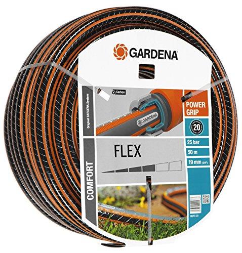 Gardena Comfort FLEX Schlauch 19 mm (3/4 Zoll), 50 m (18055-20) Prime