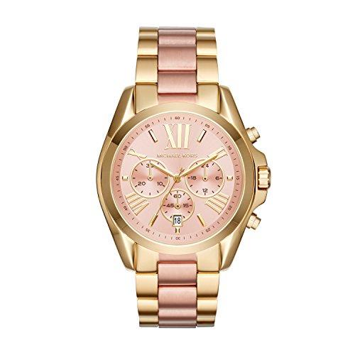 Michael Kors Damen Chronograph Quarz Uhr