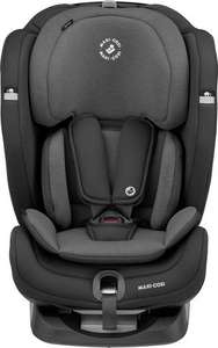 Maxi-Cosi Titan Plus Authentic Black Kindersitz mit Isofix - Bestpreis