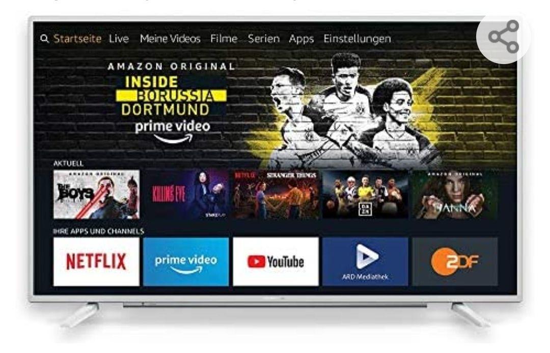 [Primeday] Grundig TV 32 Zoll GFW 6060 FireTV-Edition