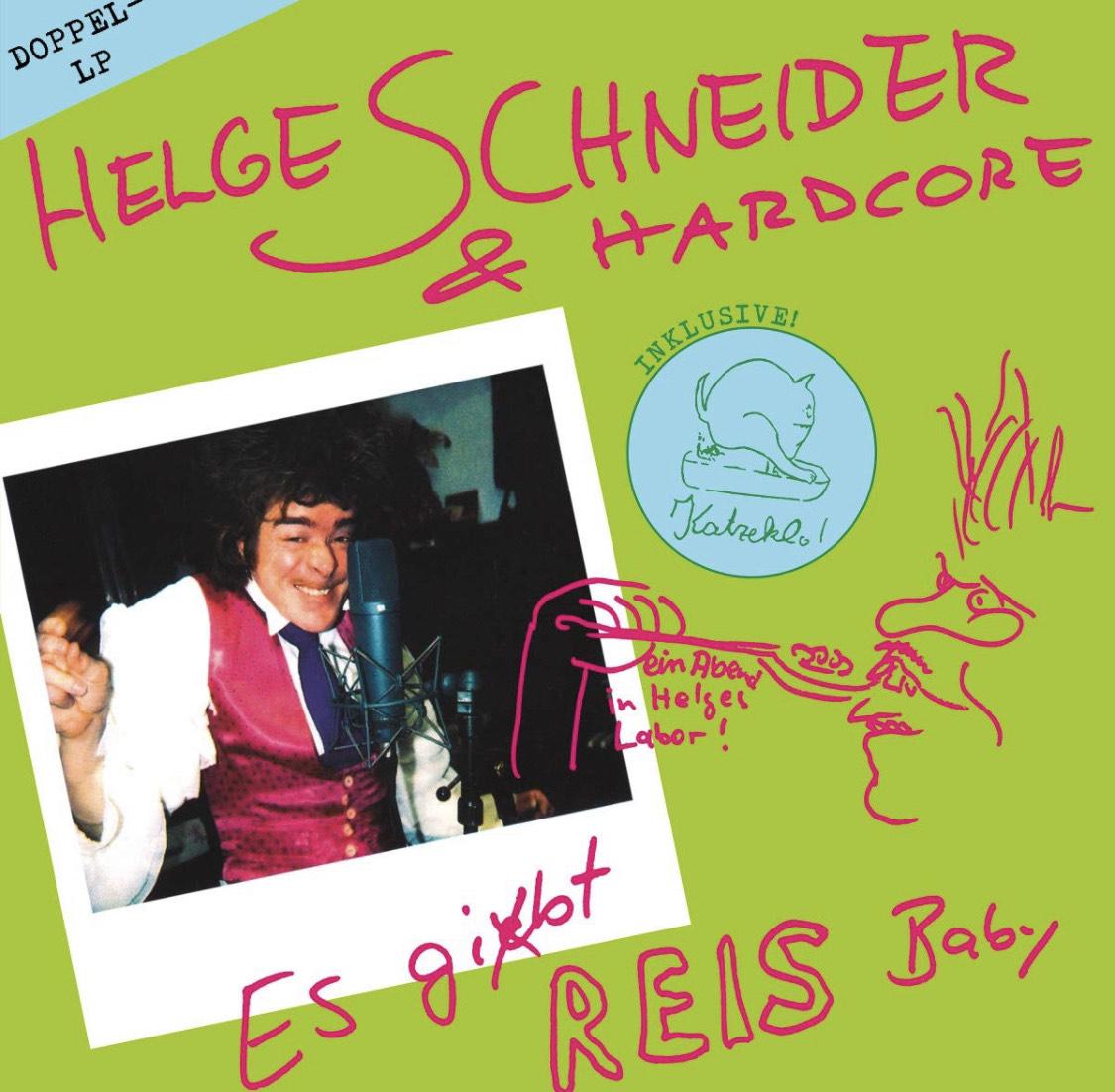 [Prime] Helge Schneider - Es Gibt Reis,Baby (2 LP) Vinyl