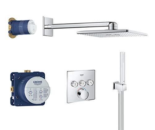 [Prime] GROHE SmartControl | Duschsystem - mit Mischer & Rainshower 310 SmartActive Kopfbrause
