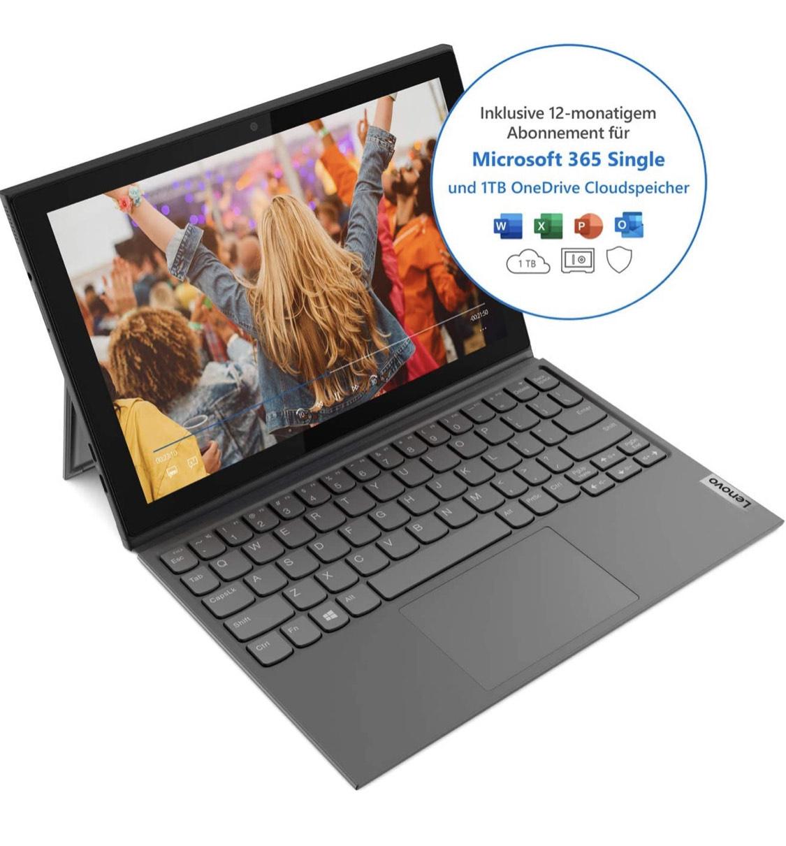 Lenovo Duet 3 Windows Tablet mit 1tb one drive & office 365