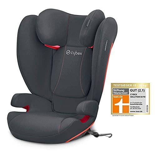 [Amazon Prime] CYBEX Silver Solution B-Fix Kinder-Autositz