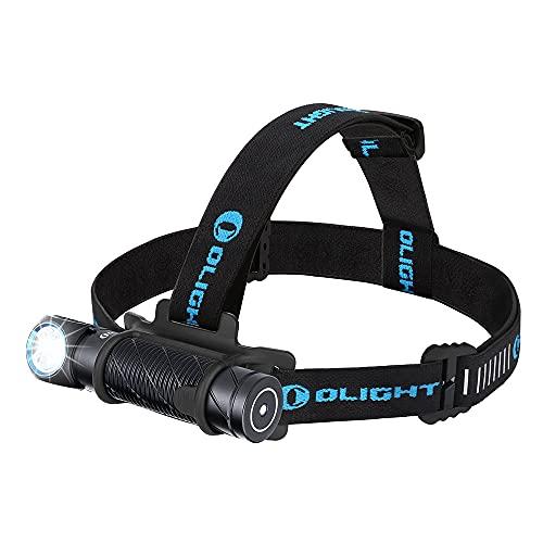 [Amazon Prime] OLIGHT Perun 2 Stirnlampe LED USB Wiederaufladbare Kopflampe