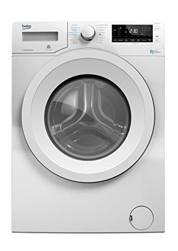 [PRIME WHD] Waschtrockner BEKO WDW 85140   8kg Waschen + 5kg Trocknen   Zustand: Sehr gut
